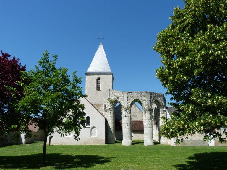 Chapelle Saint-Hubert à Courcelles-le-Roi © Tourisme Loiret