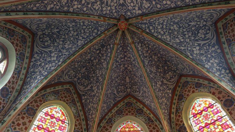 Eglise de Huêtre © Tourisme Loiret