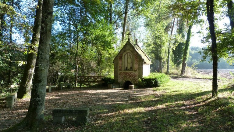 Oratoire Saint-Mammès © Tourisme Loiret